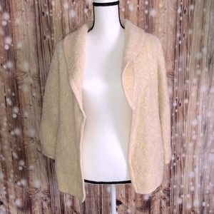 I.MAGNIN vintage 1950's CREAM COAT